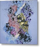 The Muse Of Distraction Metal Print