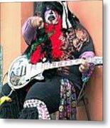 The Music Man Metal Print