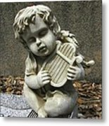The Musician 01 Metal Print