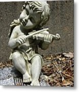 The Musician 03 Metal Print