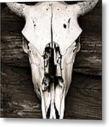the Naked Truth Metal Print