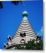 The Natural History Museum Turret 1 Metal Print