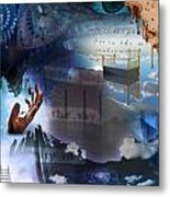 The Necessity Of Peace Metal Print