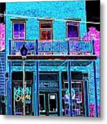 The Neon Sign Co In Neons Metal Print