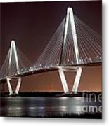 The New Cooper River Bridge Metal Print