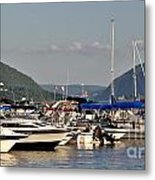 The Newburgh Water Front 2 Metal Print