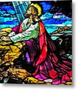 The Night Before The Cross Metal Print