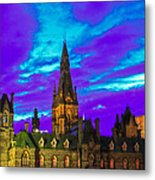 The Night Of The Thousand Spells Metal Print