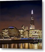 The Night Shard Metal Print by Donald Davis