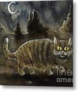 The Night Stalker Metal Print