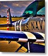 The North American L-17 Navion Aircraft Metal Print