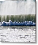 The Oceans Energy Metal Print