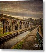 The Old Aqueduct Metal Print