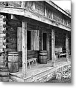 The Old Barracks Metal Print
