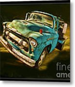 The Old Chevy Max Metal Print