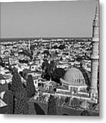 The Old City Of Rhodes Metal Print