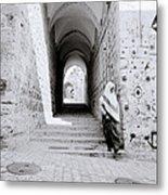The Old City Of Jerusalem Metal Print