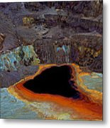 The Old Copper Mine Metal Print