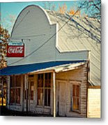 The Old Country Store Metal Print
