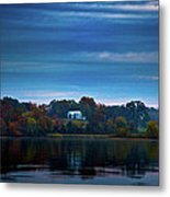 The Old Ferry House Metal Print by Steven Llorca