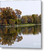The Old Fishing Hole  Metal Print