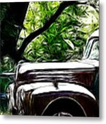 The Old Ford Truck Metal Print