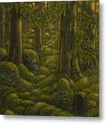 The Old Forest Metal Print