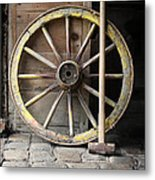 The Old Forge  Metal Print