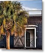 The Old Fort-color Metal Print