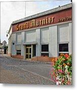 The Old Grand Marnier Distillery Metal Print