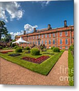 The Old Hall  Metal Print by Adrian Evans