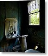 The Old Kitchen Metal Print