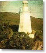 The Old Lighthouse Metal Print