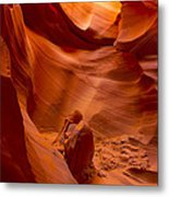 The Old Man Of The Canyons Metal Print