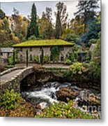 The Old Mill Metal Print by Adrian Evans