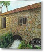 The Old Mill In Dubrovnik Metal Print