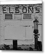 The Old Nelsons Station Metal Print