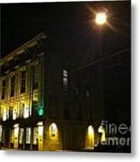 The Old Opera House Metal Print