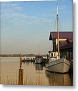 The Old Point - St Michaels  Metal Print