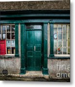 The Old Post Office Metal Print