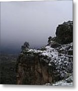 The Old Rock  Metal Print by Boultifat Abdelhak badou