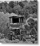 The Old Rodeo Grounds Metal Print