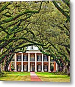 The Old South Metal Print by Steve Harrington