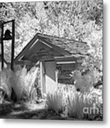 The Old Spring House Metal Print