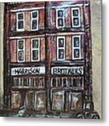 The Old Store Metal Print