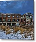 The Old Tannery Metal Print