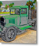 The Old Thirty One Metal Print
