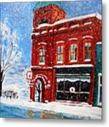 The Old Town Hall Metal Print