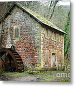 The Old Watermill Metal Print