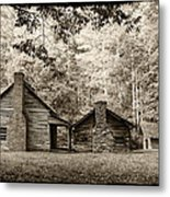 The Old Whitehead Place E211 Metal Print